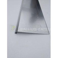 Alumínium Ereszszegély 2 fm 16,6-os