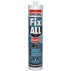 Soudal Fix-All Classic fehér 290ml