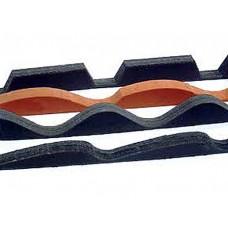 Profil tömités cserepes lemezhez (1 pozitív + 1 negatív)