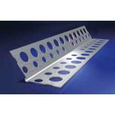 135°-os alumínium élvédő profil - 3 fm/db