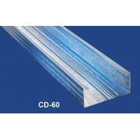 Vázprofil álmennyezethez - 0,5 mm CD60 - 3 fm/db