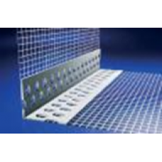 ECO hálós PVC élvédő - 10 x 10 cm - 2,5 fm/db