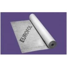 EUROFOL páraáteresztő tetőfólia - 100 g/m2 - 1,5 x 50 m, 75 m2/tek