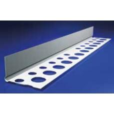Alumínium élvédő félprofil - 3 fm/db