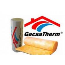GecsaTherm0,042 kw üveggyapot tekercs,  5cm/18m2 vagy 10cm/9m2
