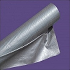 ISOFOL ezüst szőtt tetőfólia - 1,5 x 25 m, 37,5 m2/tek