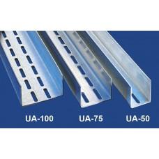 Merevítő profil - 2 mm UA50 - 3 fm/db