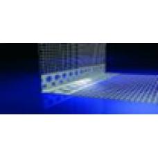 STANDARD hálós műanyag élvédő - 10 x 15 cm - 2,5 fm/db