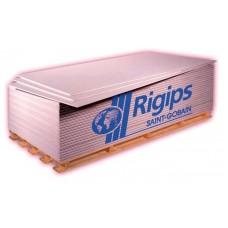 Gipszkarton Tűzgátló Rigips RF 1200x2000x12,5mm